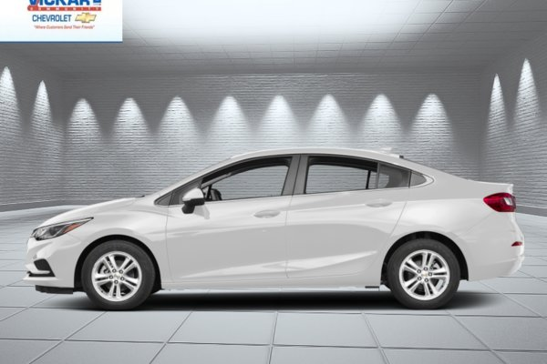 2018 Chevrolet Cruze LT  - Bluetooth -  Heated Seats - $163.42 B/W