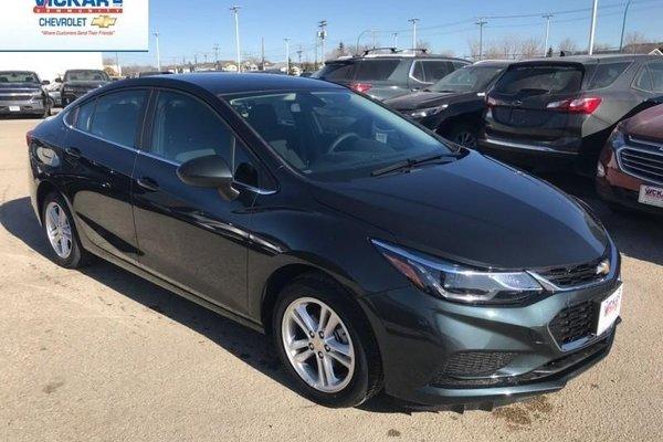 2018 Chevrolet Cruze LT  - $157.05 B/W