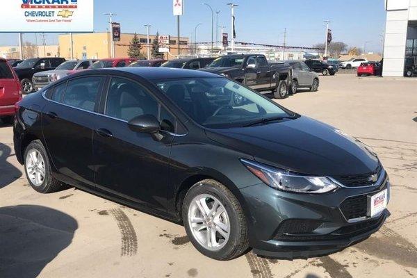2018 Chevrolet Cruze LT  - $179.81 B/W