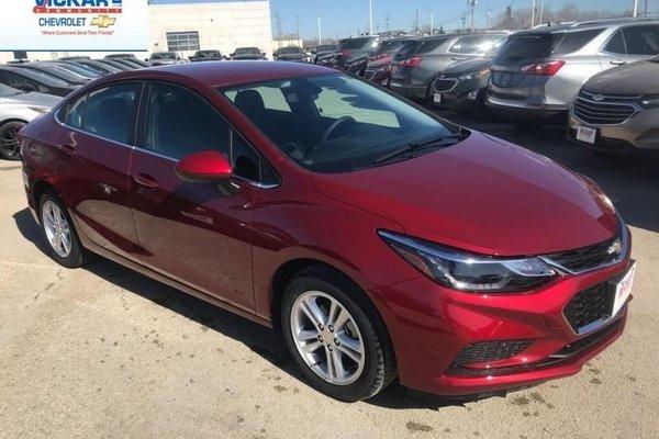 2018 Chevrolet Cruze LT  - $152.68 B/W
