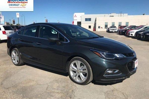 2018 Chevrolet Cruze Premier  - $177.58 B/W