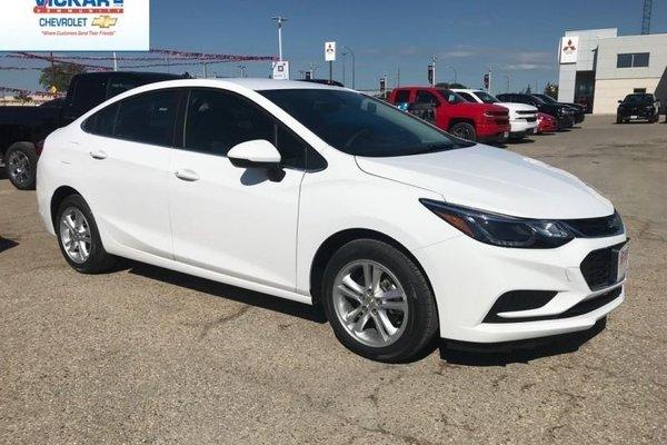 2018 Chevrolet Cruze LT  - $153.38 B/W