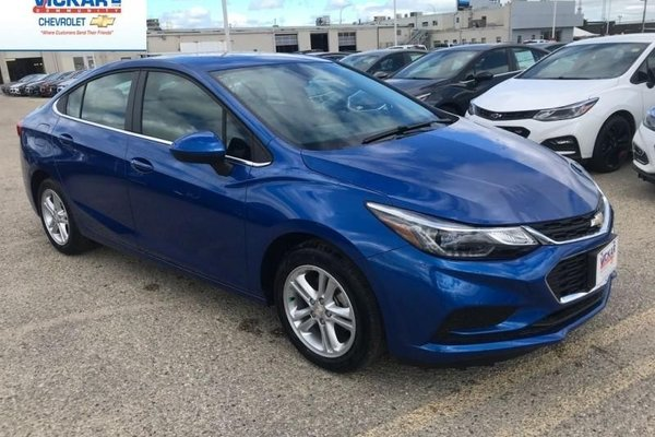 2018 Chevrolet Cruze LT  - $175.39 B/W