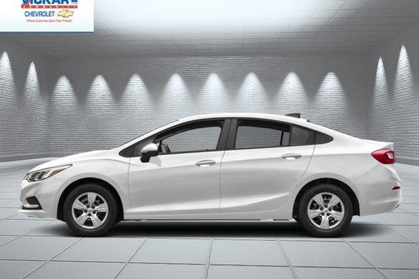2018 Chevrolet Cruze LS  - Bluetooth - $128.38 B/W