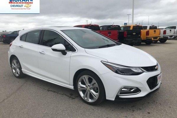 2018 Chevrolet Cruze Premier  - $198.55 B/W
