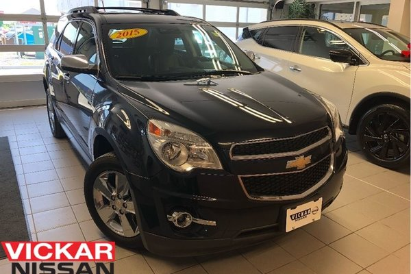 2015 Chevrolet Equinox 2LT *Forward Collision and Lane Departure Warning*