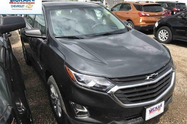 2018 Chevrolet Equinox LS  - Bluetooth -  Heated Seats - $219.31 B/W