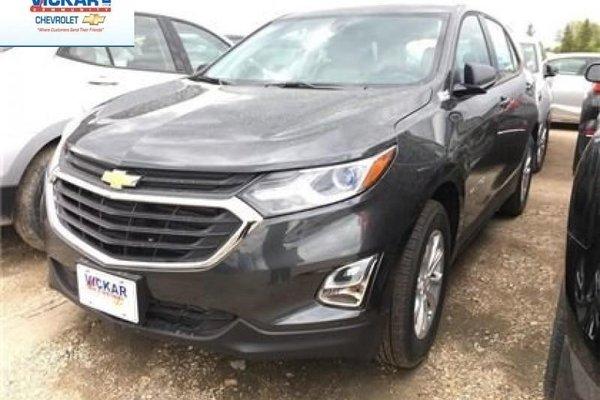 2018 Chevrolet Equinox LS  - Bluetooth -  Heated Seats - $176.26 B/W
