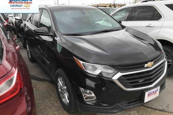 2018 Chevrolet Equinox LT  - Bluetooth -  Heated Seats - $203.01 B/W