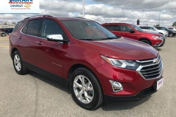 2018 Chevrolet Equinox Premier  - $266.02 B/W