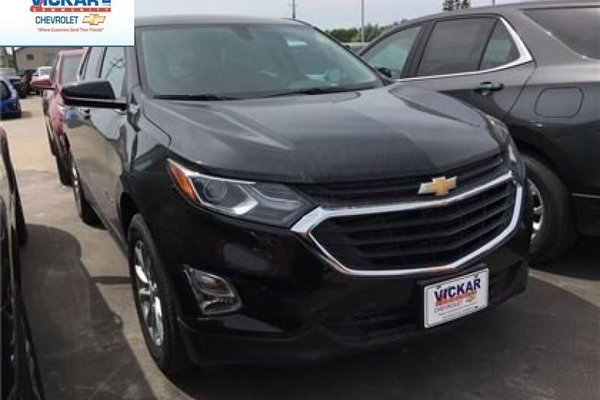 2018 Chevrolet Equinox LT  - Bluetooth -  Heated Seats - $183.67 B/W
