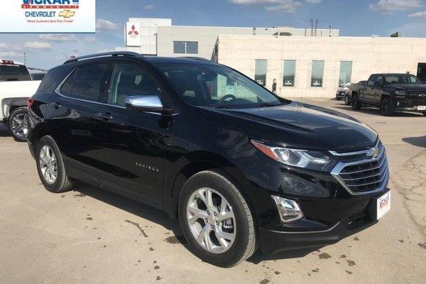 2018 Chevrolet Equinox Premier  - $255.72 B/W