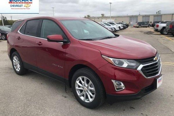 2019 Chevrolet Equinox LT 1LT  - $203.20 B/W