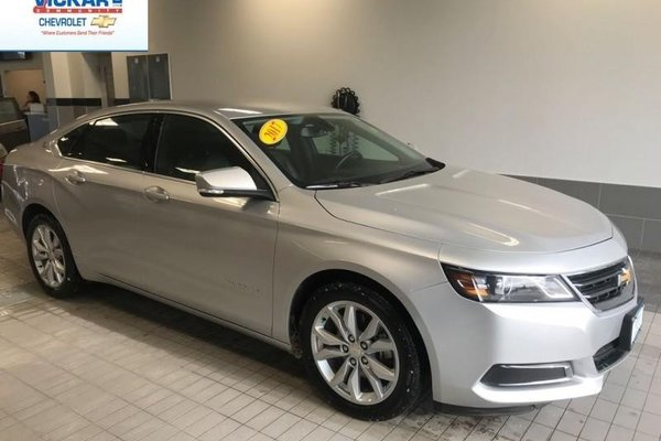 2017 Chevrolet Impala 1LT  - MANAGERS SPECIAL - Navigation
