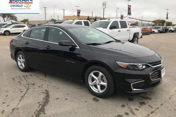 2018 Chevrolet Malibu LS  - $182.70 B/W