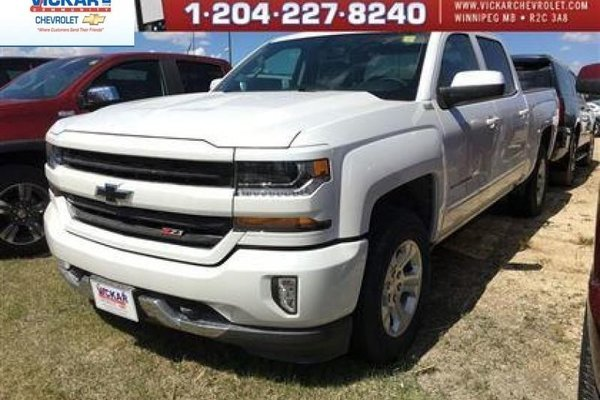 2017 Chevrolet Silverado 1500 LT  - Bluetooth - $299.91 B/W