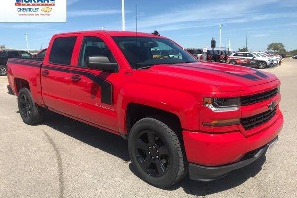 2018 Chevrolet Silverado 1500 Custom  - $318.56 B/W