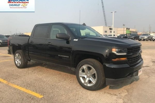 2018 Chevrolet Silverado 1500 Custom  - $292.05 B/W