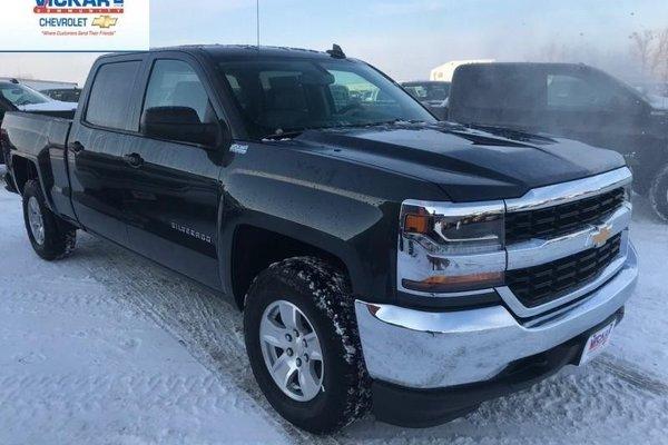 2018 Chevrolet Silverado 1500 LS  - MyLink -  Bluetooth - $313.59 B/W