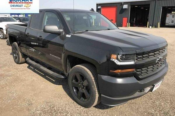 2018 Chevrolet Silverado 1500 Work Truck  - Cruise Control - $251.76 B/W