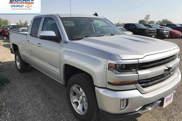 2018 Chevrolet Silverado 1500 LT  - Bluetooth - $327.77 B/W