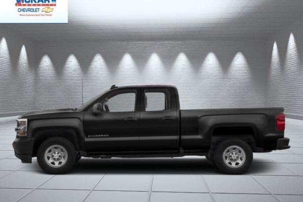 2018 Chevrolet Silverado 1500 Work Truck  - Cruise Control - $302.05 B/W