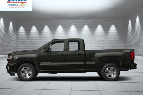 2018 Chevrolet Silverado 1500 LT  - Bluetooth - $339.40 B/W