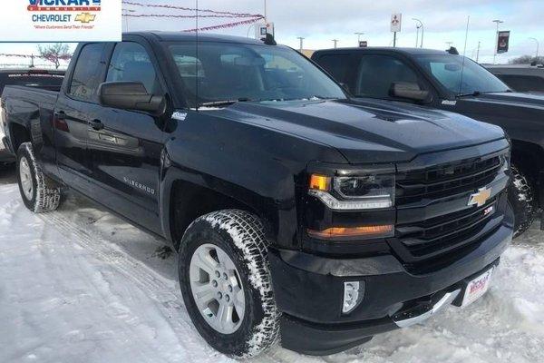 2018 Chevrolet Silverado 1500 LT  - Bluetooth - $307.05 B/W