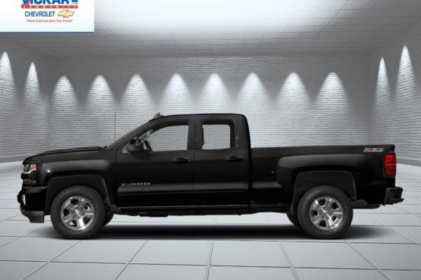 2018 Chevrolet Silverado 1500 LT  LT REDLINE EDITION