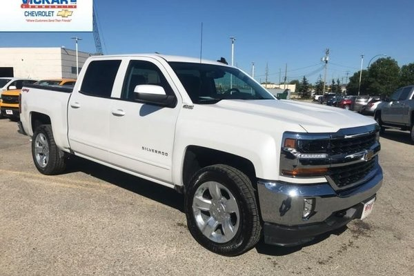 2018 Chevrolet Silverado 1500 LT  - $357.44 B/W