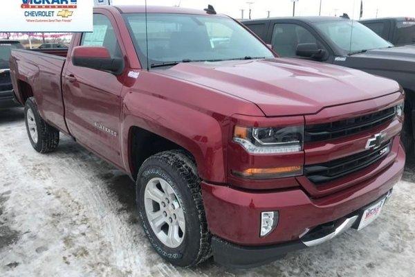 2018 Chevrolet Silverado 1500 LT  - Bluetooth - $255.34 B/W