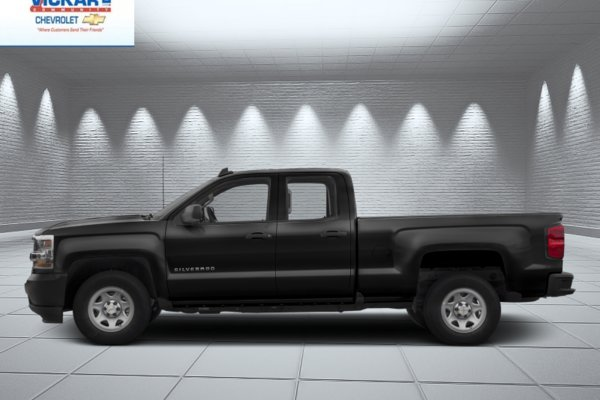 2018 Chevrolet Silverado 1500 Work Truck  - Cruise Control - $237.68 B/W