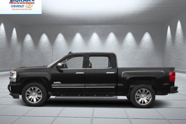 2018 Chevrolet Silverado 1500 High Country  - Navigation - $388.38 B/W