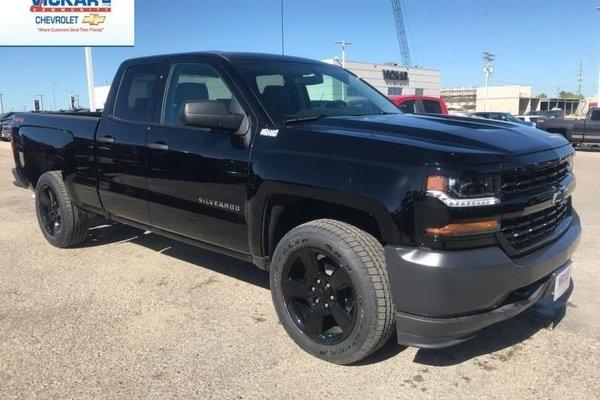 2018 Chevrolet Silverado 1500 Work Truck  - $260.32 B/W
