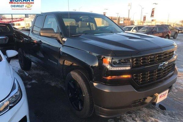 2018 Chevrolet Silverado 1500 Work Truck  - Cruise Control - $274.89 B/W