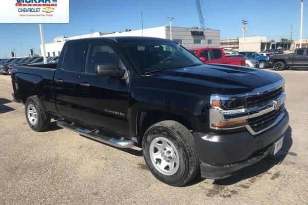 2018 Chevrolet Silverado 1500 Work Truck  - $239.39 B/W