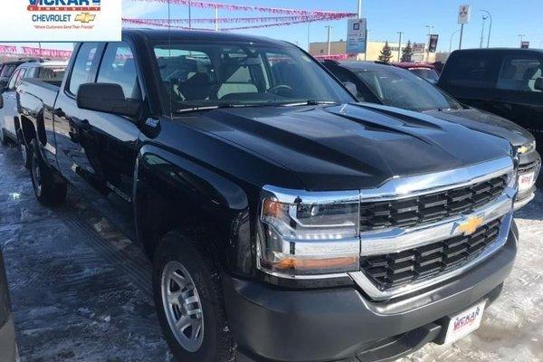 2018 Chevrolet Silverado 1500 Work Truck  - Cruise Control - $208.53 B/W