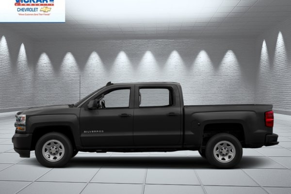 2018 Chevrolet Silverado 1500 Work Truck  - Cruise Control - $322.98 B/W