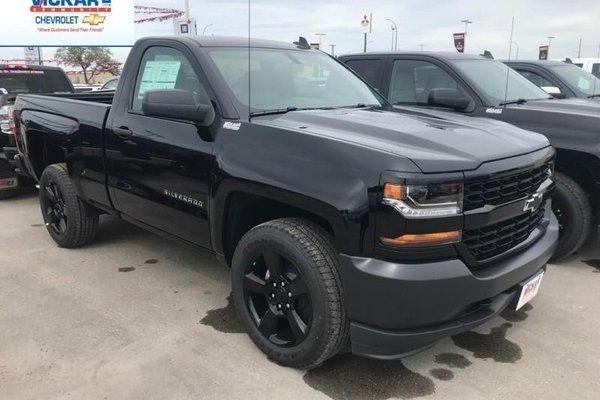 2018 Chevrolet Silverado 1500 Work Truck  - $280.64 B/W