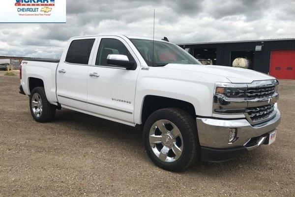 2018 Chevrolet Silverado 1500 LTZ  - $341.70 B/W