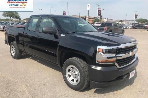 2018 Chevrolet Silverado 1500 Work Truck  - $220.68 B/W