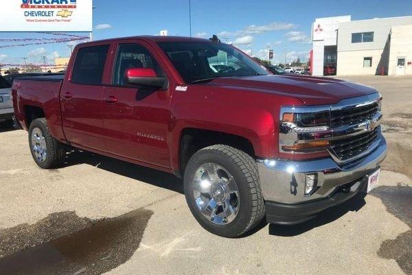 2018 Chevrolet Silverado 1500 LT  - $337.29 B/W