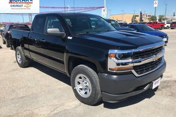 2018 Chevrolet Silverado 1500 Work Truck  - $245.25 B/W