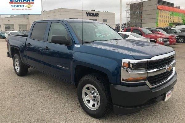 2018 Chevrolet Silverado 1500 Work Truck  - $275.89 B/W