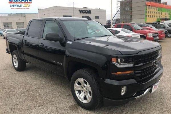2018 Chevrolet Silverado 1500 LT  - $319.82 B/W