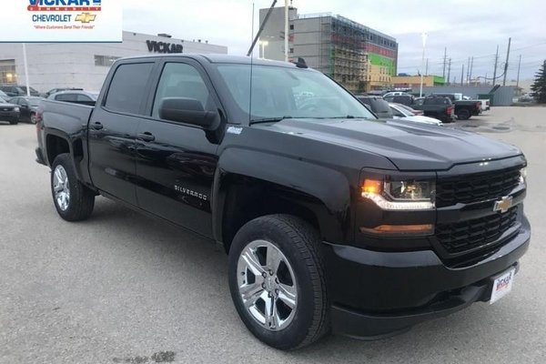 2018 Chevrolet Silverado 1500 Custom  - $275.69 B/W