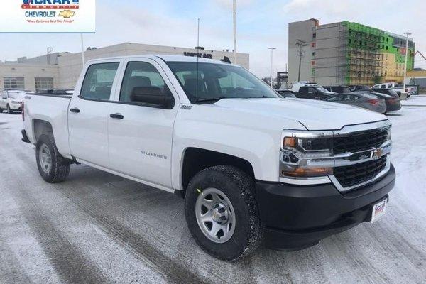 2018 Chevrolet Silverado 1500 Work Truck  - $282.79 B/W