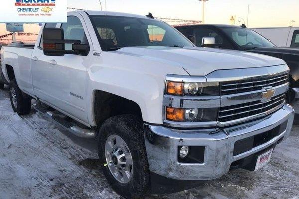 2018 Chevrolet Silverado 2500HD LT  - Bluetooth - $396.25 B/W