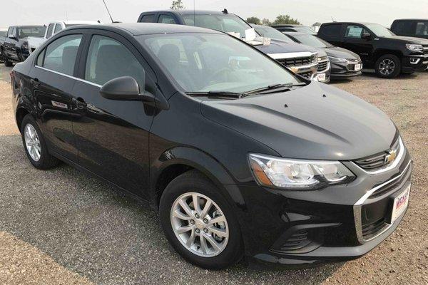 2017 Chevrolet Sonic LT  - Bluetooth - $135.76 B/W