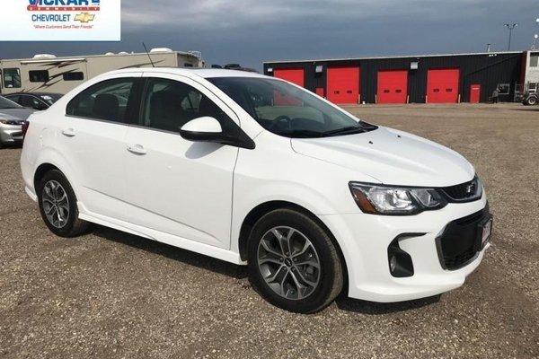 2018 Chevrolet Sonic LT  - $169.69 B/W